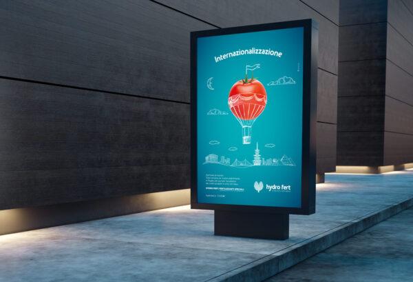 Hydro Fert pubblicità